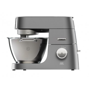 Kenwood Chef Titanium KVC7300S Stand Mixer - Silver [Energy Class A]