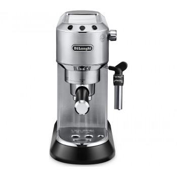 Delonghi EC685.M DEDICA 15-Bar Pump Espresso Machine Coffee Maker, Stainless Steel